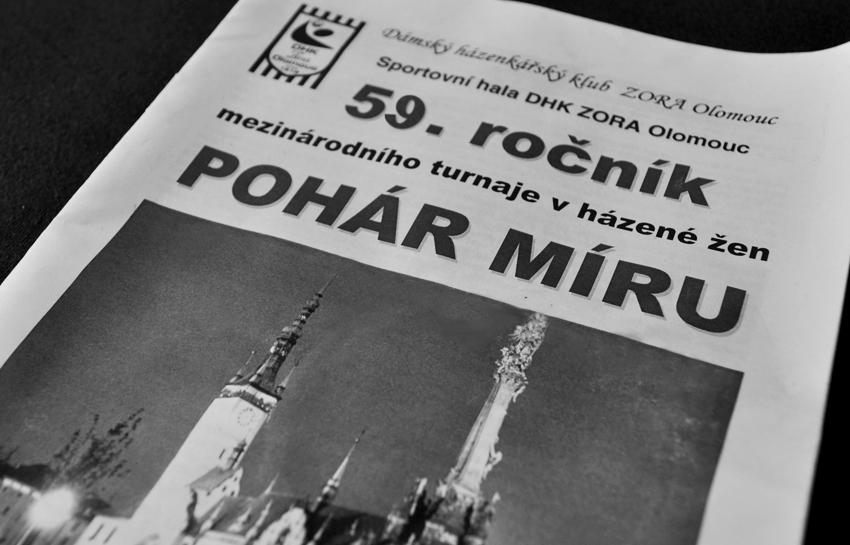 59. ročník Poháru míru se blíží