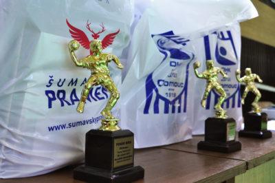 Jubilejní házenkářský turnaj vOlomouci o Pohár míru se blíží