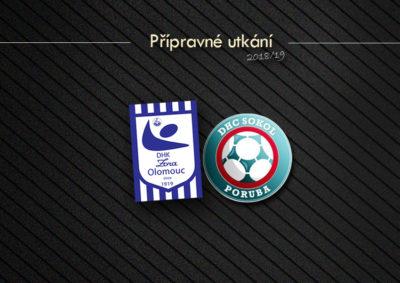 Zora a Poruba mají za sebou své první přípravné zápasy nové sezony